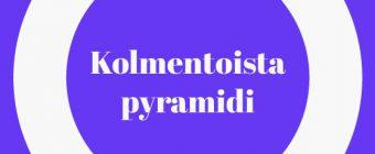 Kolmentoista pyramidi